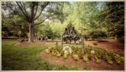 The Tanger Family Bicentennial Garden