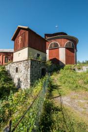 Karl XI's shaft, Sala Silver Mine, Sala, Västmanland