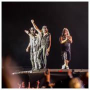 Scorpions with Mickey Dee on drums, Sweden Rock 2017