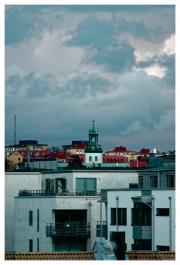 Karl Johanskyrkan, April 25