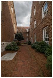 Salem College, Old Salem