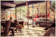 In the Green Bean Café