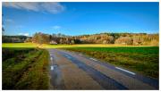 Looking back along the road to Stillingsön