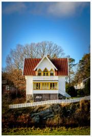 Summer house in Stillingsön style