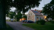 Svanhals hostel near lake Tåkern, Östergötland