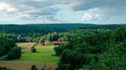 View over Ögården near Stillingsön