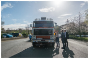 Restored Volvo F88 once owned by the Who